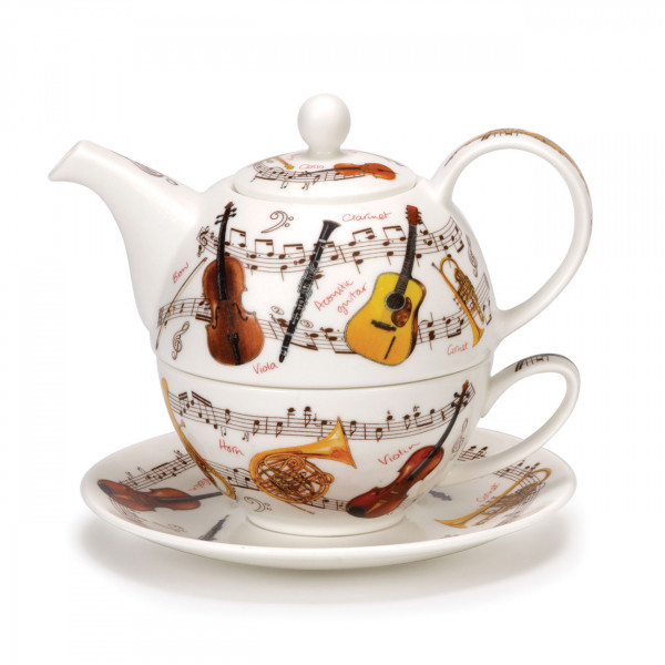 Tea for One Instrument