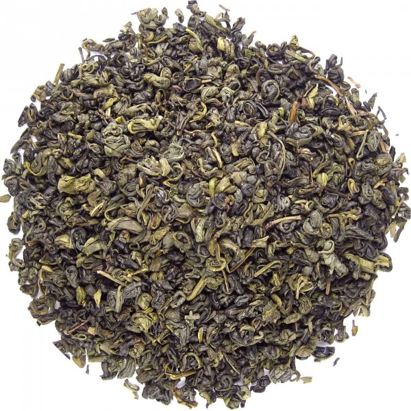 Organic Tea - China Gunpowder