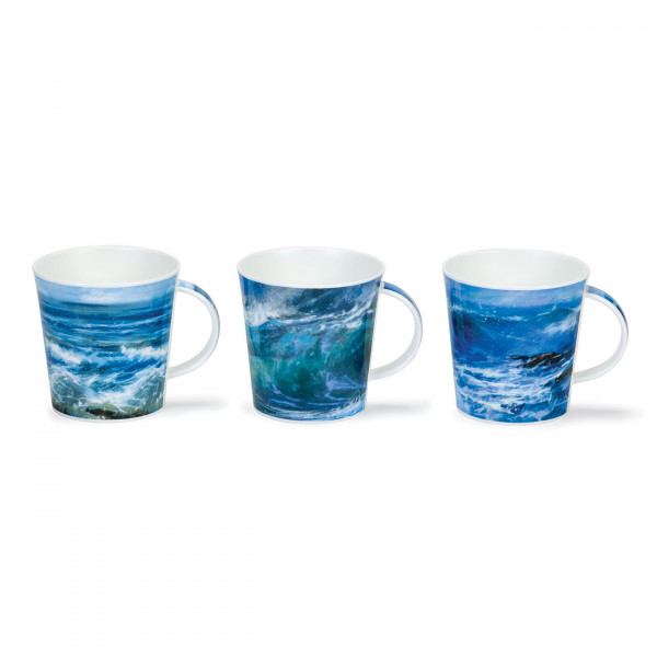 Cair Breaking Waves Mug