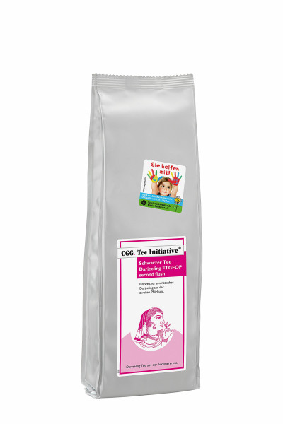 Darjeeling Second Flush FTGFOP, Tea Initiative® 250 g