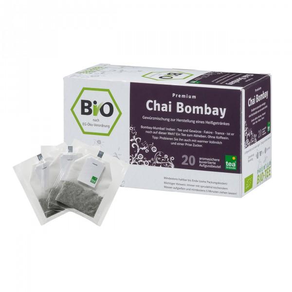 Organic Chai Bombay