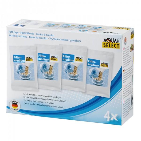 Nachfüllpackung 4er Pack Aqua Select