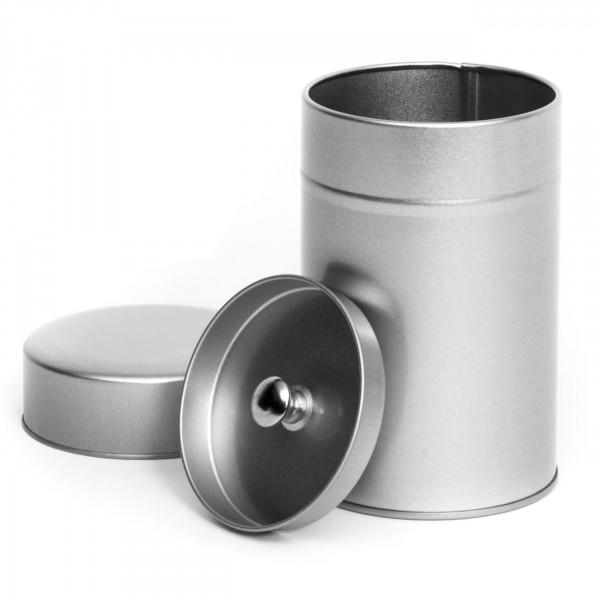 Teedose rund Ø 76 mm x 120 mm