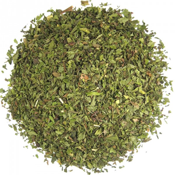 Green Horse Mint, short-cut (Spearmint/Nana Mint)