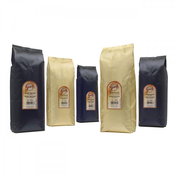 Kaffee Espresso Milano dunkle Bohnen 1KG