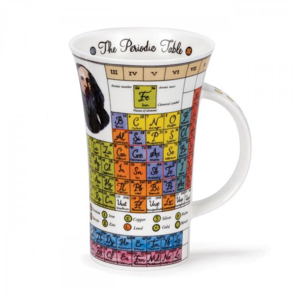 Glencoe Periodic Table Mug