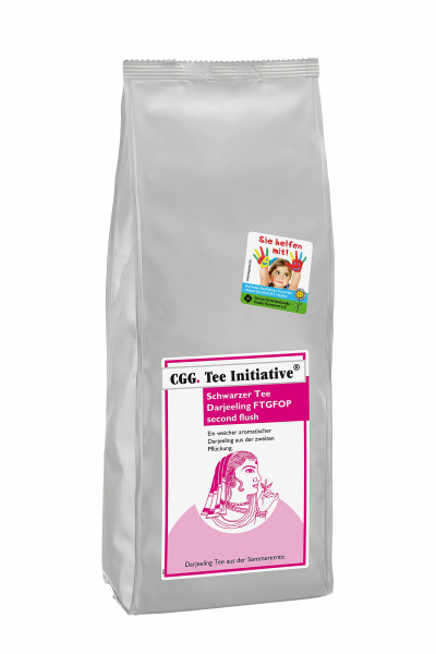 Darjeeling Tee Initiative SF 500 g