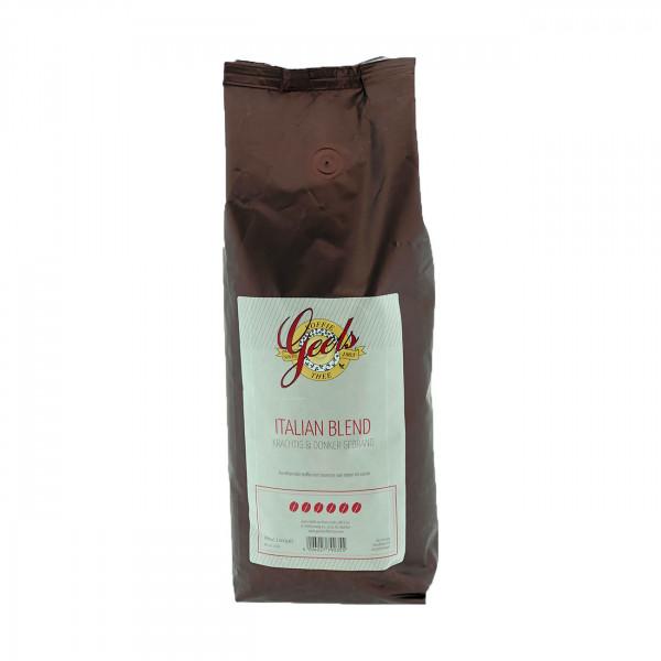 Kaffee Italien Blend ganze Bohnen 1KG