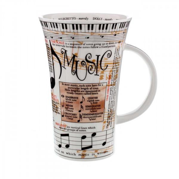 Glencoe Music Mug