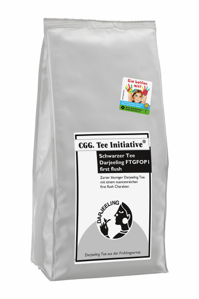Darjeeling Tee Initiative FF 1000 g