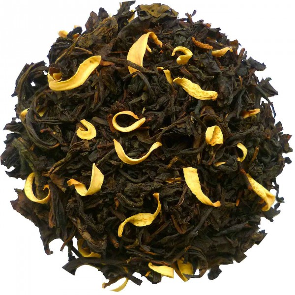 Orange Blossoms Oolong Blend