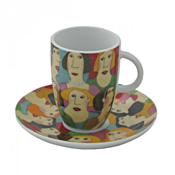 Espresso Tasse hoch Small Talk