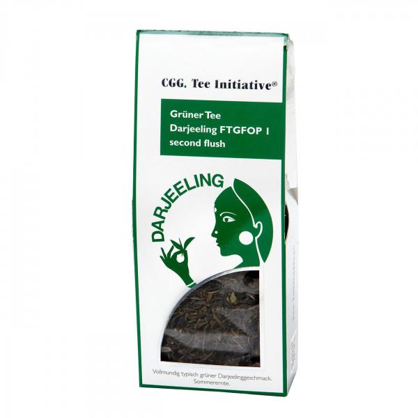 Darjeeling Tee Initiative Grün SF 90g