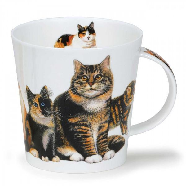 Becher Cairngorm Cats & Kittens