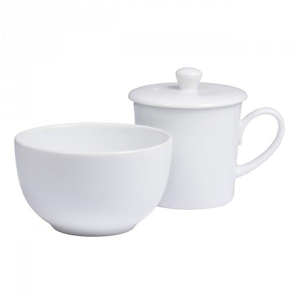 Tea Tasting Geschirr Set Tasse, Deckel, Schale FUN02601