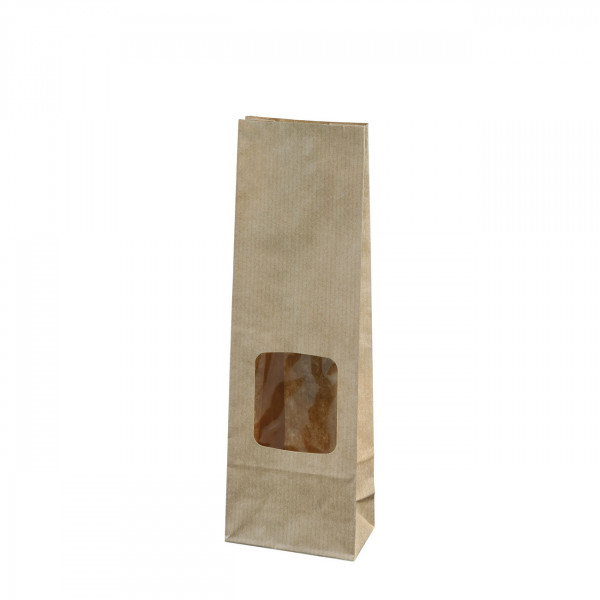 Natron Bag With Window, 50g