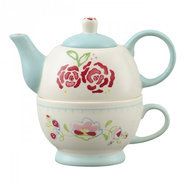 Tea for One Set C'est la Vie, 0,45 l
