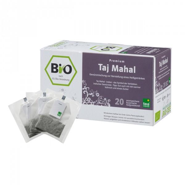 Organic Taj Mahal