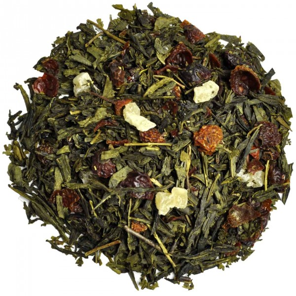Grüner Chef Tee