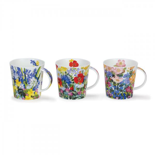 Cair Country Flowers Mug