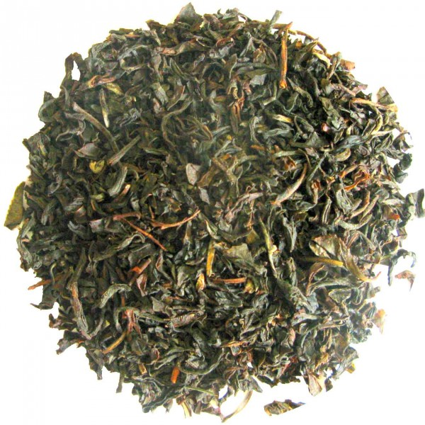 Organic Earl Grey with Tips