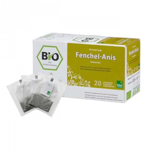 Organic Fennel-Anise