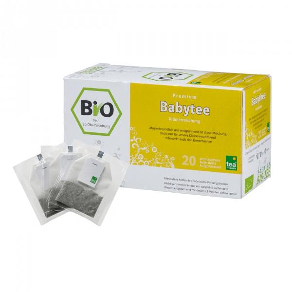 Organic Babytea