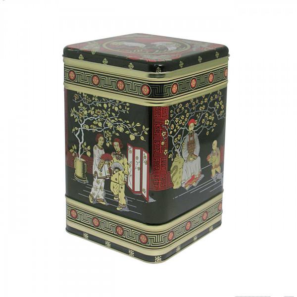 Black Japan Reserve Box, square