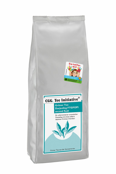 Darjeeling Tee Initiative grün SF 500 g