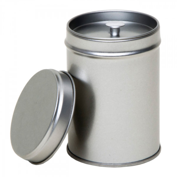 Teedose rund Ø 61 mm x 88 mm