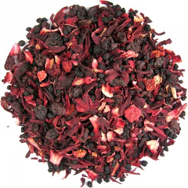 Rum Pot fruit tea
