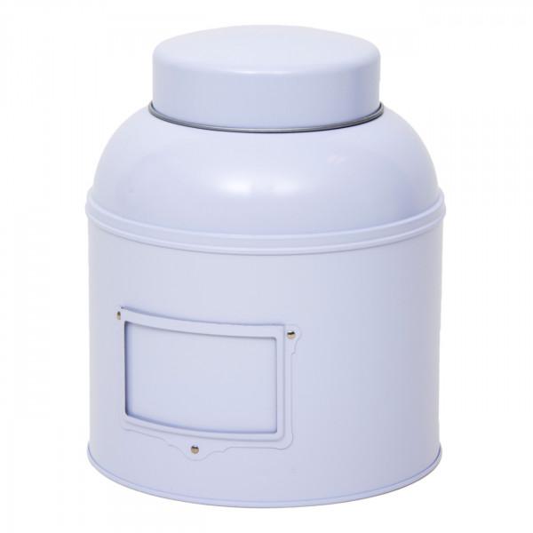 Vorratsdose rund weiß Ø 203 mm x 243 mm