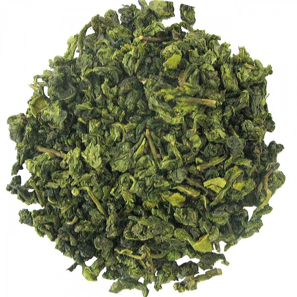 Green Oolong Tin Kuan Yin