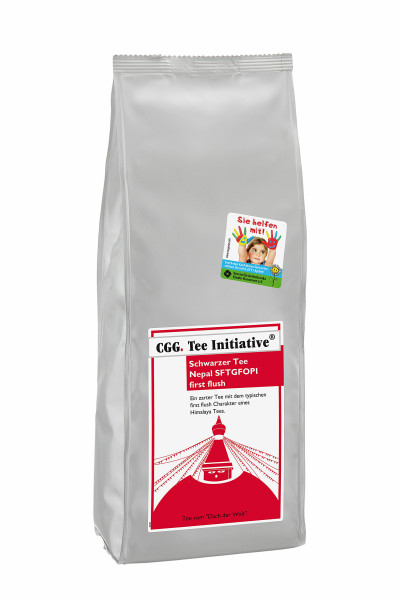 Nepal First Flush SFTGFOP 1, Tea Initiative® 500 g