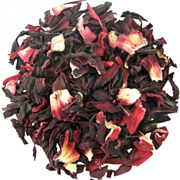Hibiscus Flowers Sudan, coarse cut