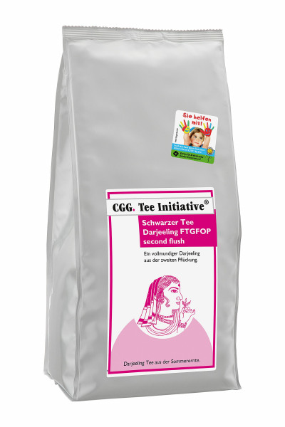 Darjeeling Second Flush FTGFOP, Tea Initiative® 1000 g
