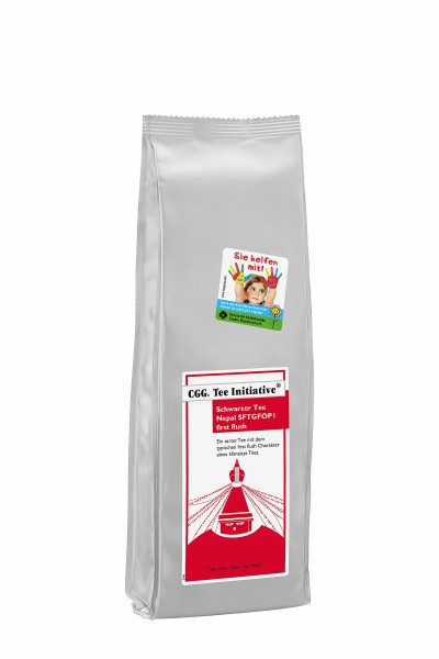 Nepal First Flush SFTGOP1, Tea Initiative® 250 g
