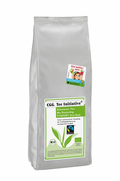 Bio Fairtrade Darj Initiative FF 500g, FLO-ID 1691